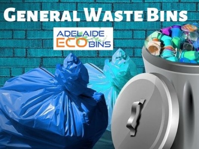 Contact Adelaide Eco Bins to Order for General Waste Bins