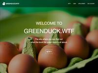 Greenduck.wtf