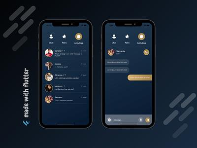 Tinder Gold Clone Flutter App app developer app design app development company app ui app ui app designer android app design