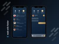 Tinder Gold Clone Flutter App