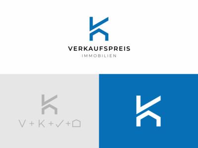 Verkaufspreis Immobilien - VK Logo