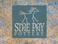 Stone Pony Pottery Logo