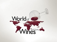 World of Wines Festival Logo