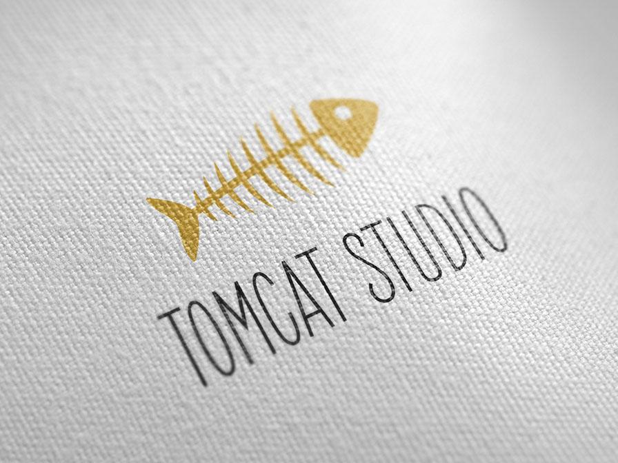Tomcat Studio Branding branding design logo