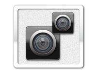 Dual Cam Icon
