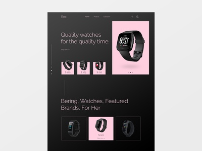 Watch E-commerce