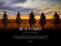 Art of a Cowboy