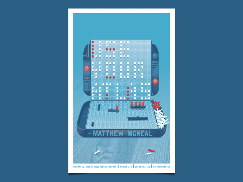 Gig Poster Design and Illustration typography poster design graphic design illustration gig poster