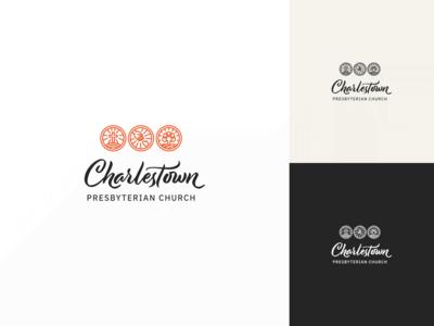 Charlestown Presbyterian Church Logo