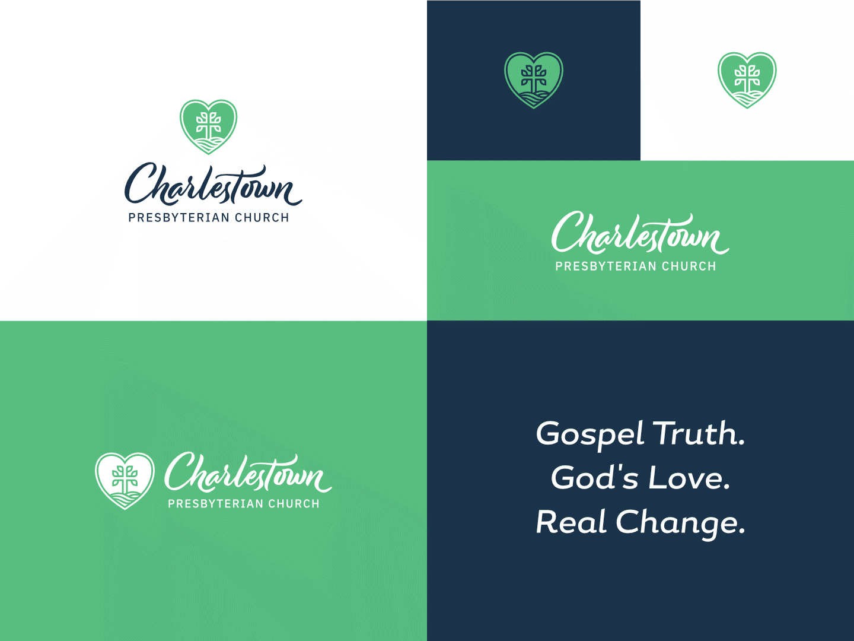 Charlestown Presbyterian Church Logo 2 by Jeremy Ward on