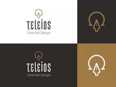 Teleios Design Branding