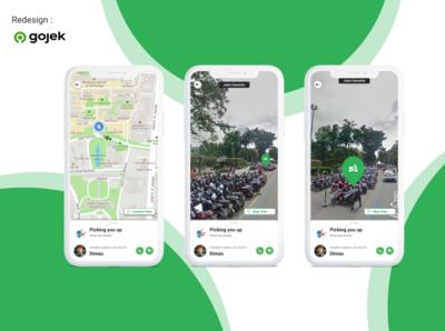 Better Experience with GoRide & GoCar (Gojek)