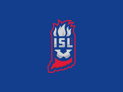 Indiana Soccer League Identity Design soccer ball futbol badge futbol badge futbol logo soccer badge soccer logo team logo identity design logo sports identity sports logo sports branding sports design