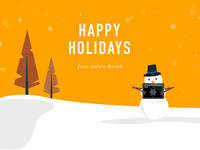Happy Holidays from Ambra