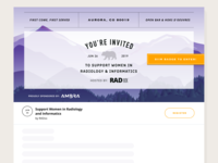 Invitation Registration Banner