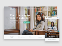 First Opinion Home Page