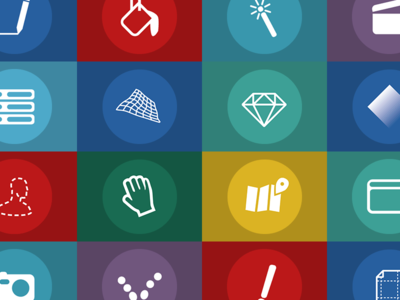 Icons for Premium Courses icons vector tuts