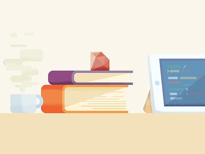 Tools of Coding illustration tuts