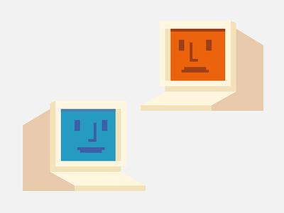 Error Mascot illustration flat tuts