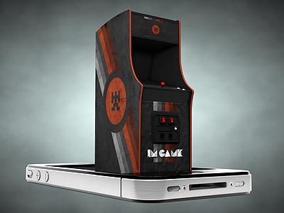 ImGame Arcade Cabinet Test 02