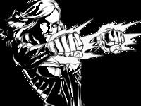 Captain Marvel lineart-Funpen