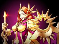 Leona| League of Legends Champ| Funpen