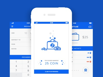 SidePocket UI icon startup money wallet coin coins bet gamble app iphone ui ux