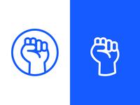 Fist Logo