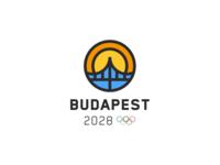 Budapest Olympic Bid Logo Concept