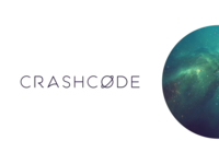 Crashcode Wordmark Concept