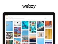 Webzy —Coming Soon