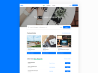 Apty Homepage Concept