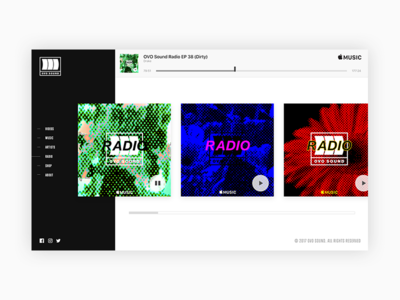 OVO Sound Redesign (Radio)