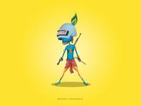 PUBG Krishna