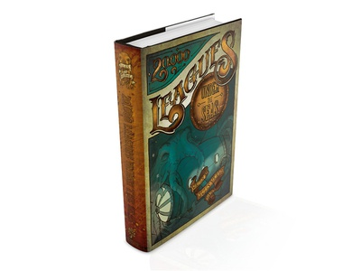 20,000 Leagues Under the Seas Book Cover