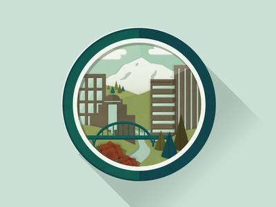 Portland Icon