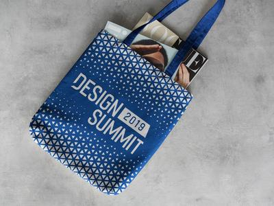 Design Summit Tote Bag Design