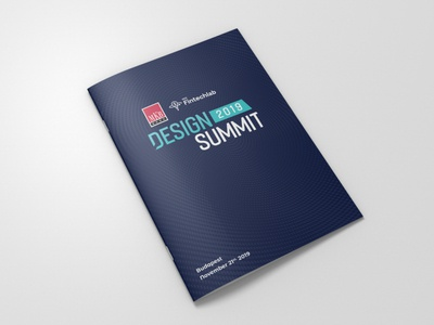 Design Summit - Event Brochure
