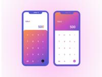 Calculator Design Test