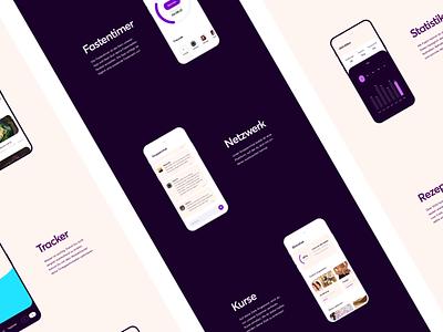 Fastic App fast fasting mobile app interface graphics clean ui statistic health health app tracking tracking app app design appdesigner appdesign ux ui app