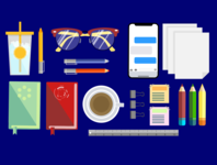 Organised Workspace 📚