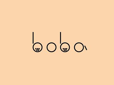 Boba bubble tea logo redeisgn tea bubble tea branding design brand identity brand design logo design logodesign logotype logos identity graphic design brand vector typography illustrator illustration brand design branding logo