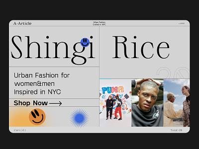 Fashion Brand website design ecommerce website design typography ux ui design uidesign uiux ui fashion fashion brand editorial webdesign website web