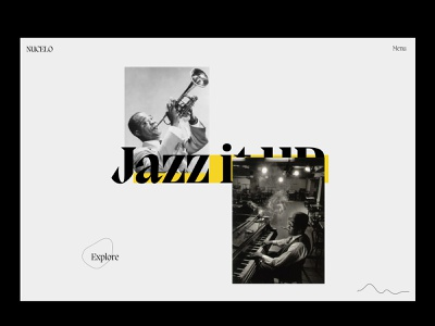 Website design for a Music culture brand uidesign ui  ux uiux web design website design promo editorial art website animation minimal flat web typography ux ui branding