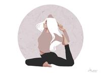 Yoga girl I