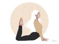 Yoga Girl III