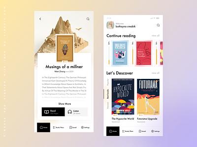 readover   ebook app medium article book store reader book app book cover ebook reading reading app creabik design creabik