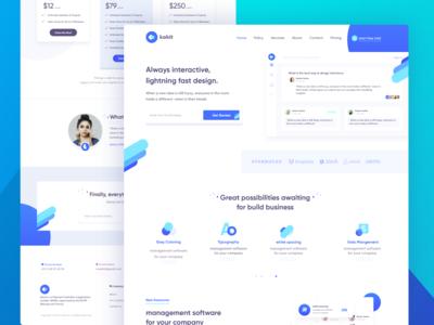 Kokit- SaaS Software & Digital Agency Template
