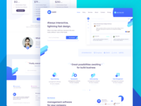 Kokit- SaaS Software & Digital Agency Template