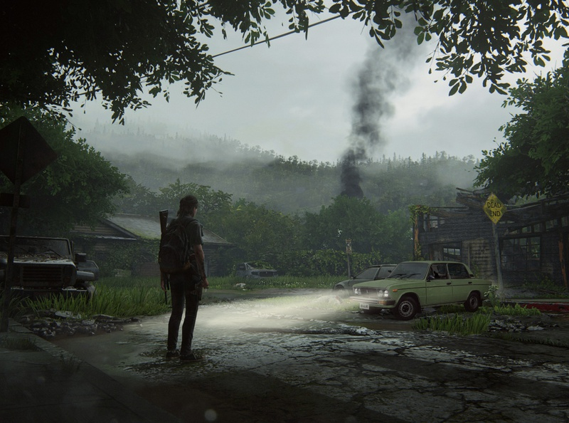 The last of us part 2 fun wallpaper - Ellie vs Lada part2 the last of us apocalypse жигули juguli lada2103 lada2106 fun wallpaper lastofus ellie thelastofus2 lada